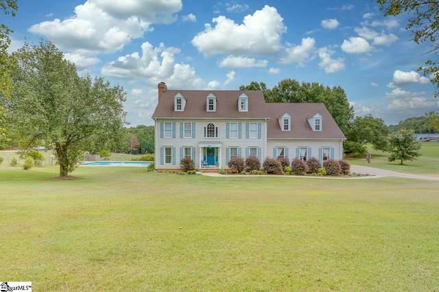 543 Bushy Creek Road, Woodruff, SC 29388 (#1453733) :: Hamilton & Co. of Keller Williams Greenville Upstate