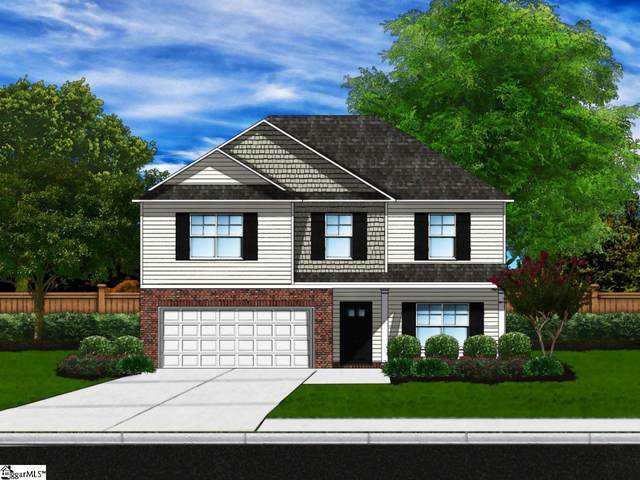 201 Harvest Glen Drive, Piedmont, SC 29673 (MLS #1453789) :: Prime Realty