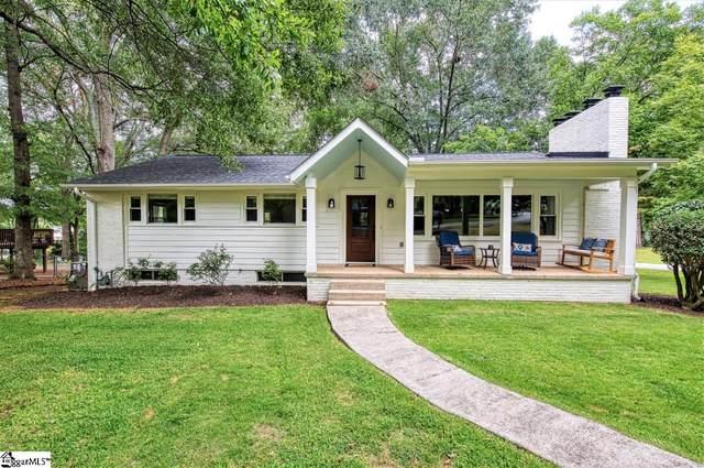 100 Twinbrook Drive, Greenville, SC 29607 (#1453814) :: Hamilton & Co. of Keller Williams Greenville Upstate
