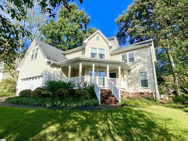 318 Pelham Falls Drive, Greer, SC 29651 (MLS #1453828) :: Prime Realty