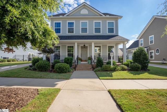 7 Wagram Way, Greenville, SC 29607 (MLS #1453840) :: Prime Realty