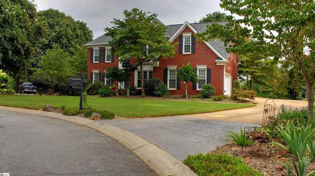 112 Parkside Drive, Anderson, SC 29621 (#1453859) :: Hamilton & Co. of Keller Williams Greenville Upstate