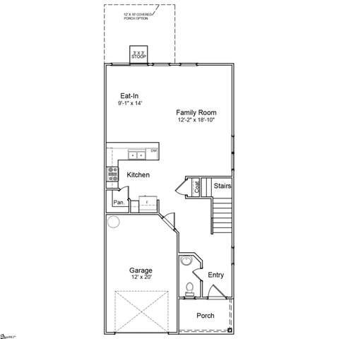 704 Millsgate Circle Lot 51, Boiling Springs, SC 29316 (#1453891) :: Modern