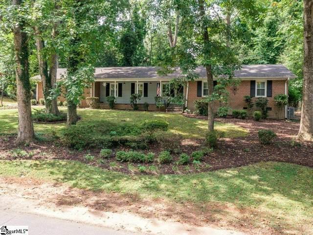 511 Kenilworth Drive, Greenville, SC 29615 (#1453896) :: Dabney & Partners