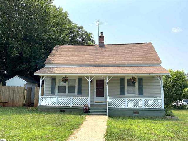 12 Poplar Street, Startex, SC 29377 (#1453898) :: Hamilton & Co. of Keller Williams Greenville Upstate