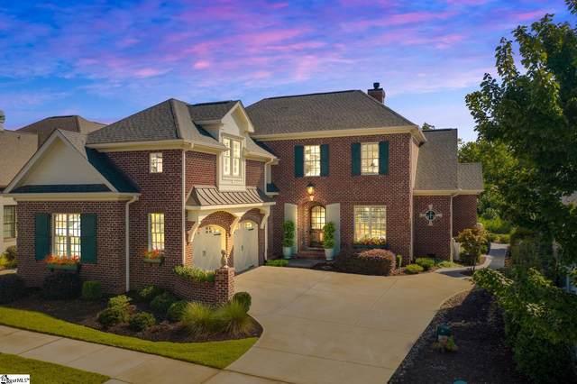 34 Verdae Crest Drive, Greenville, SC 29607 (MLS #1453950) :: Prime Realty