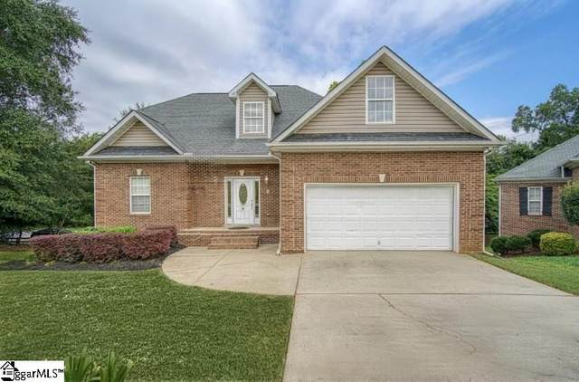 9 Springhouse Way, Greenville, SC 29607 (#1453963) :: DeYoung & Company