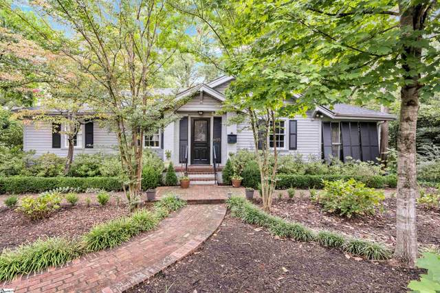 605 Byrd Boulevard, Greenville, SC 29605 (#1454008) :: Coldwell Banker Caine