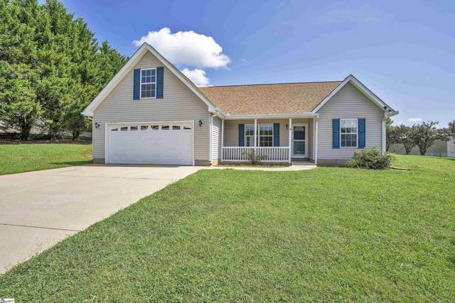15 Country Knolls Drive, Greer, SC 29651 (#1454013) :: Modern