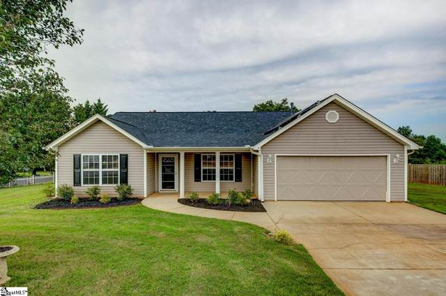 101 Whileaway Court, Taylors, SC 29687 (#1454088) :: DeYoung & Company