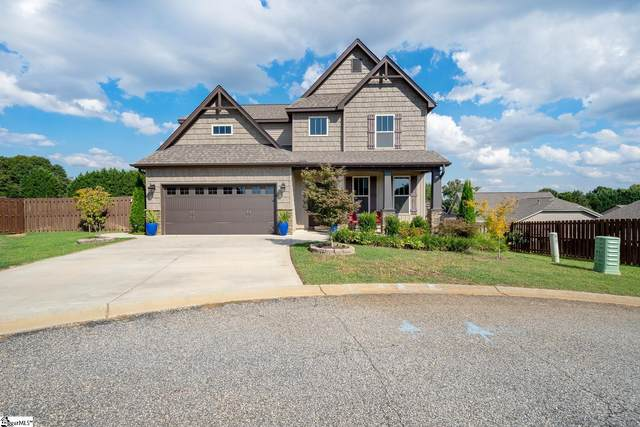 606 Ladowick Court, Moore, SC 29360 (#1454096) :: The Haro Group of Keller Williams
