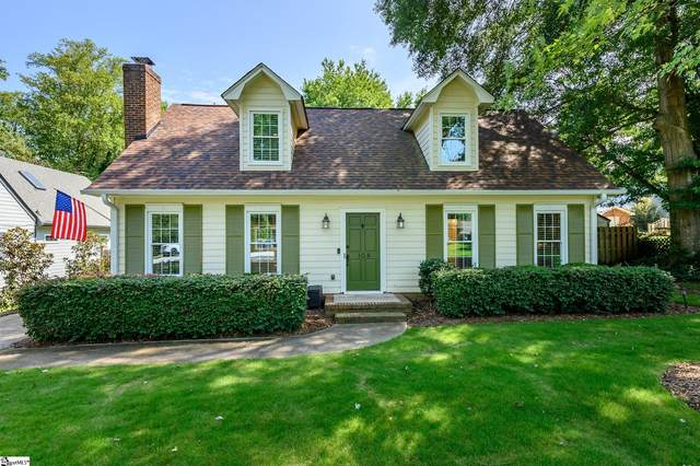 104 Lindmont Drive, Greenville, SC 29607 (#1454103) :: DeYoung & Company