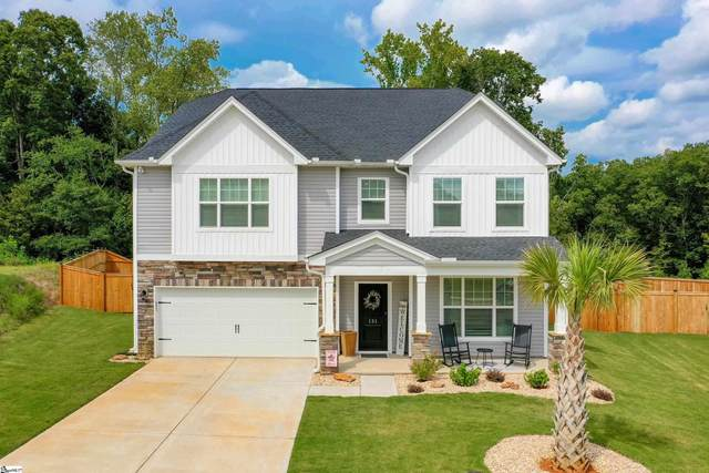131 Mayfield Crossing Lane, Greer, SC 29650 (#1454113) :: Realty ONE Group Freedom