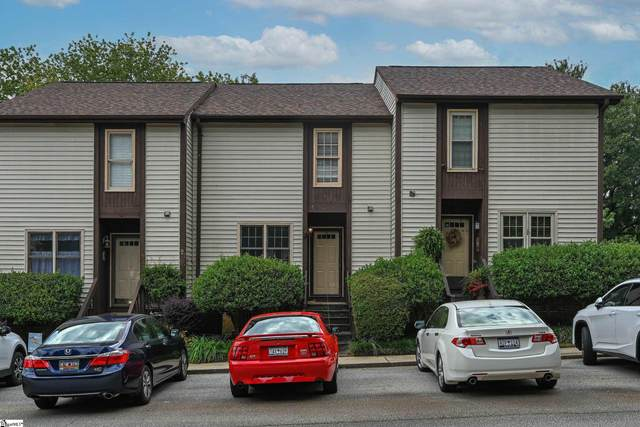 3210 Bethel Road Unit 18, Simpsonville, SC 29681 (MLS #1454117) :: Prime Realty