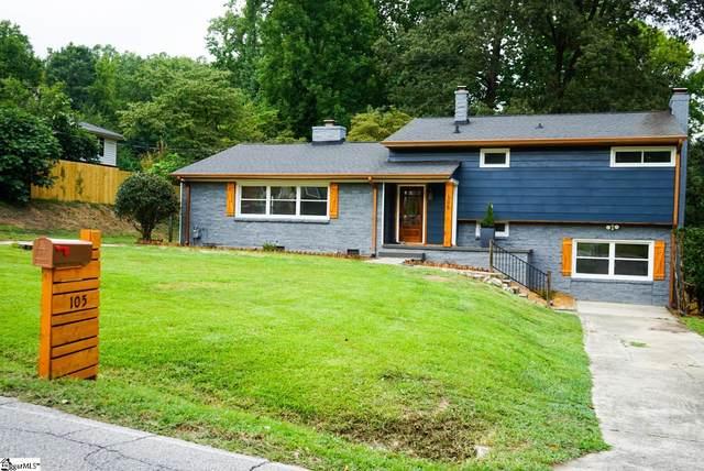 105 Cherokee Drive, Greenville, SC 29615 (#1454121) :: J. Michael Manley Team