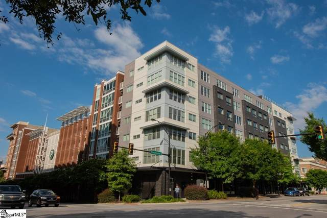 100 E Washington Street Unit # 77, Greenville, SC 29601 (#1454128) :: DeYoung & Company