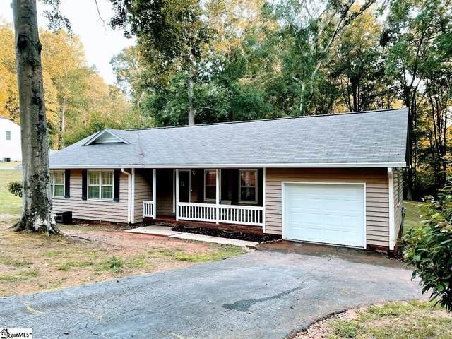 117 Carrollwood Lane, Spartanburg, SC 29302 (#1454161) :: Hamilton & Co. of Keller Williams Greenville Upstate