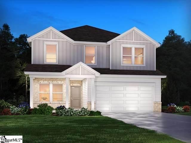 846 Winding Springs Road, Spartanburg, SC 29301 (MLS #1454219) :: Prime Realty