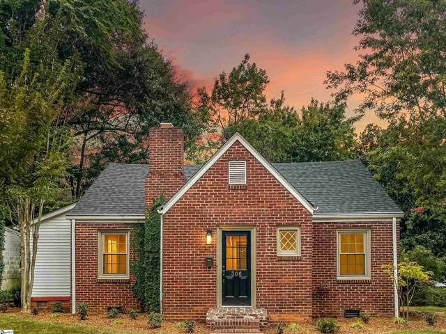 306 Grove Road, Greenville, SC 29605 (#1454233) :: The Toates Team
