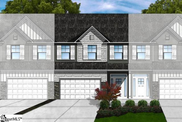 312 Trail Branch Court Lot 36, Greer, SC 29650 (MLS #1454273) :: Prime Realty