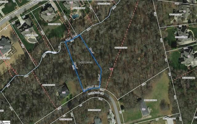 121 Deerwood Circle, Simpsonville, SC 29681 (MLS #1454305) :: Prime Realty