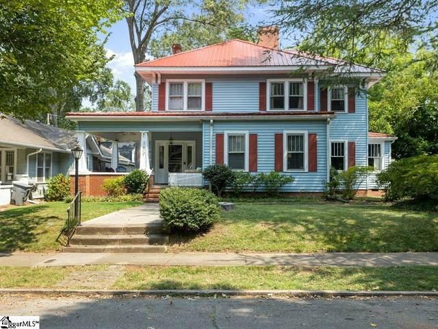 209 Mills Avenue, Spartanburg, SC 29302 (#1454307) :: DeYoung & Company