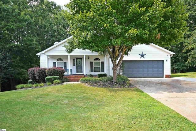 110 Bethany Drive, Pelzer, SC 29669 (MLS #1454314) :: Prime Realty