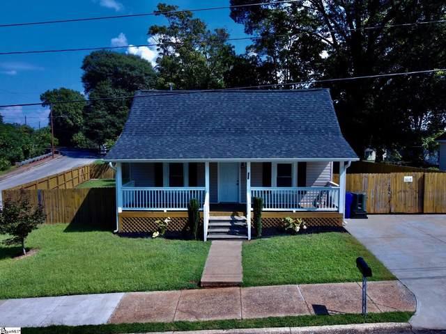 608 Birnie Street, Greenville, SC 29611 (#1454334) :: Dabney & Partners