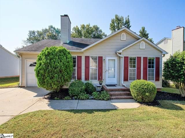 105 Twin Falls Drive, Simpsonville, SC 29680 (MLS #1454338) :: Prime Realty
