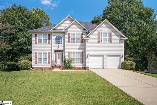 355 Woodsberry Shoals Drive, Duncan, SC 29334 (#1454345) :: Hamilton & Co. of Keller Williams Greenville Upstate