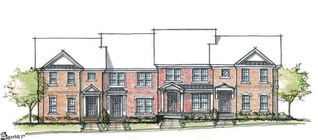 30 Peckham Street #34, Greenville, SC 29607 (MLS #1454356) :: Prime Realty