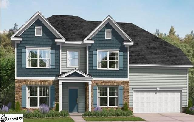 306 Spring Garden Way Homesite 43, Simpsonville, SC 29681 (#1454375) :: Dabney & Partners
