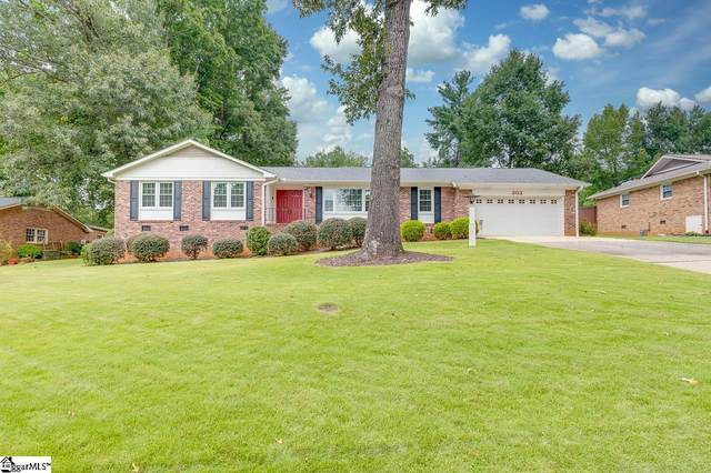 202 Holly Road, Taylors, SC 29687 (#1454381) :: Parker Group