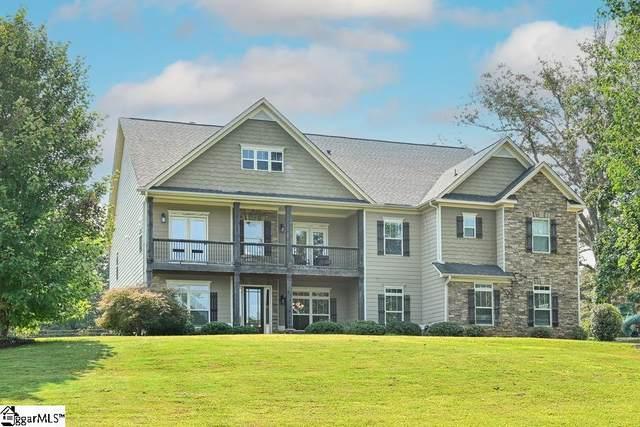 34 Wood Leaf Trail, Travelers Rest, SC 29690 (#1454406) :: Expert Real Estate Team