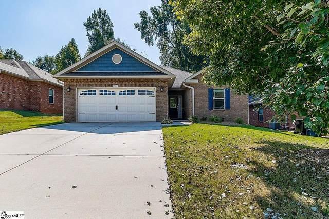 506 Airdale Lane, Simpsonville, SC 29680 (#1454442) :: Parker Group