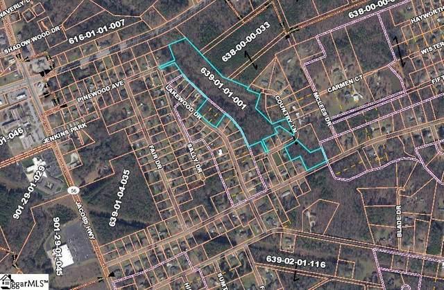 Pinewood Avenue, Clinton, SC 29325 (MLS #1454448) :: Prime Realty