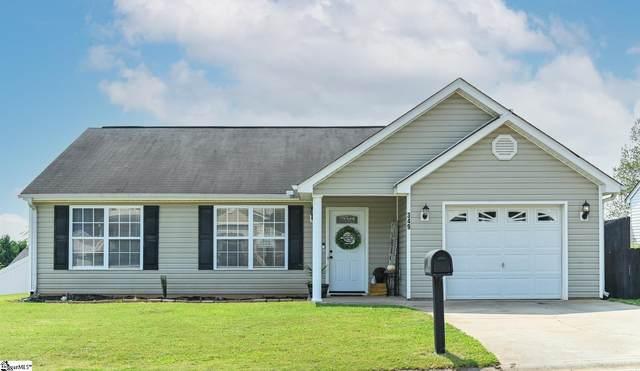 349 Honor Road, Duncan, SC 29334 (#1454449) :: Hamilton & Co. of Keller Williams Greenville Upstate