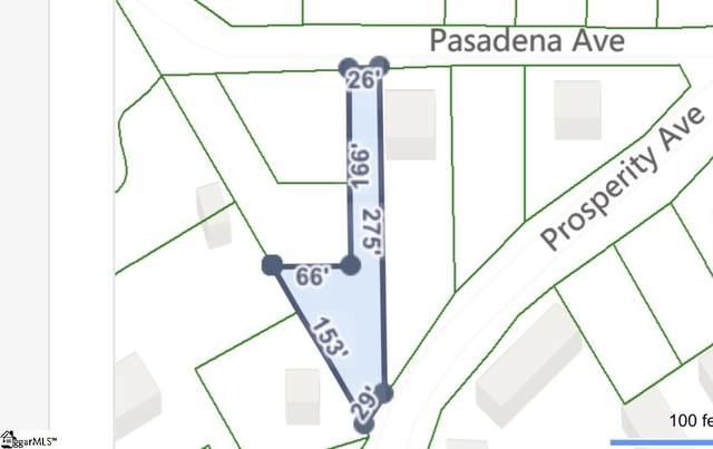 00 Pasadena Drive, Greenville, SC 29605 (#1454465) :: J. Michael Manley Team