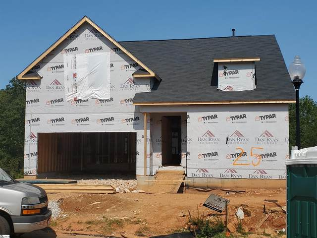 614 Minster Court, Moore, SC 29369 (#1454477) :: DeYoung & Company