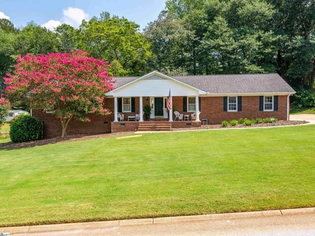 830 Shoresbrook Drive, Spartanburg, SC 29301 (#1454480) :: Parker Group