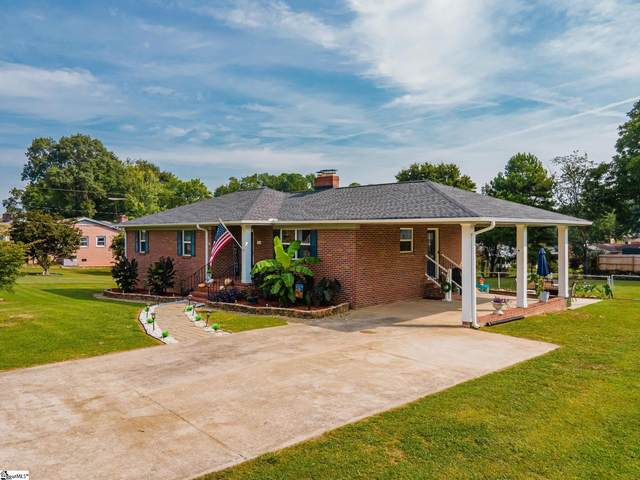 102 Fairhaven Drive, Taylors, SC 29687 (MLS #1454509) :: EXIT Realty Lake Country
