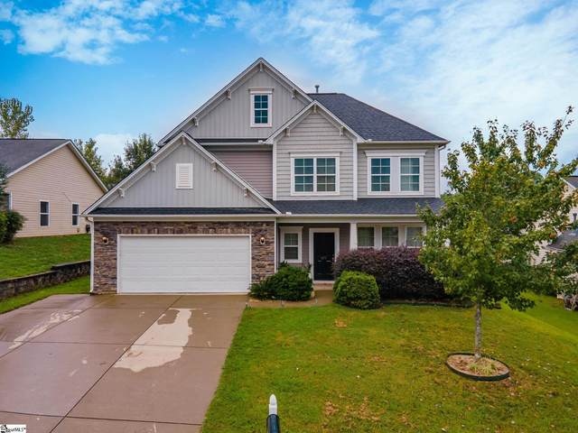 671 Branch View Drive, Boiling Springs, SC 29316 (#1454522) :: Expert Real Estate Team
