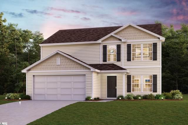 805 Vistamount Path, Spartanburg, SC 29307 (#1454535) :: Expert Real Estate Team