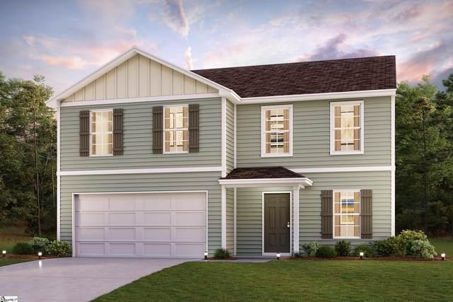 681 Tacoma Trail, Spartanburg, SC 29307 (#1454538) :: Expert Real Estate Team