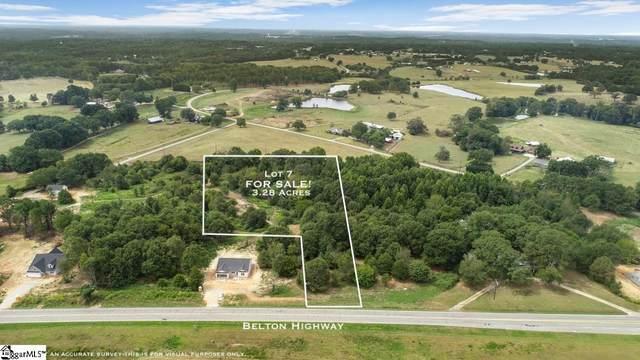 910 Belton Highway, Williamston, SC 29697 (#1454550) :: Hamilton & Co. of Keller Williams Greenville Upstate