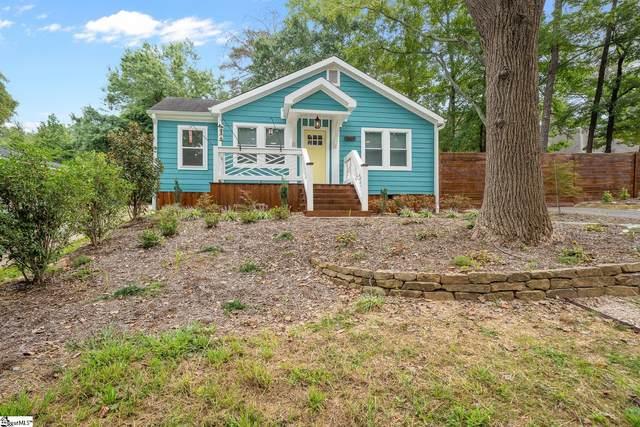1307 Grove Road, Greenville, SC 29605 (#1454564) :: Expert Real Estate Team