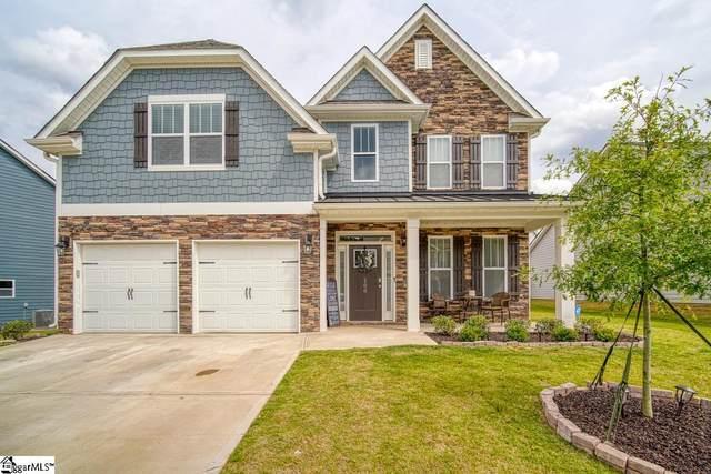 106 Silver Falls Drive, Simpsonville, SC 29681 (#1454567) :: Hamilton & Co. of Keller Williams Greenville Upstate
