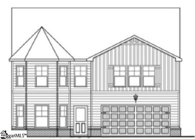 205 Sunningston Court, Fountain Inn, SC 29644 (#1454570) :: Hamilton & Co. of Keller Williams Greenville Upstate