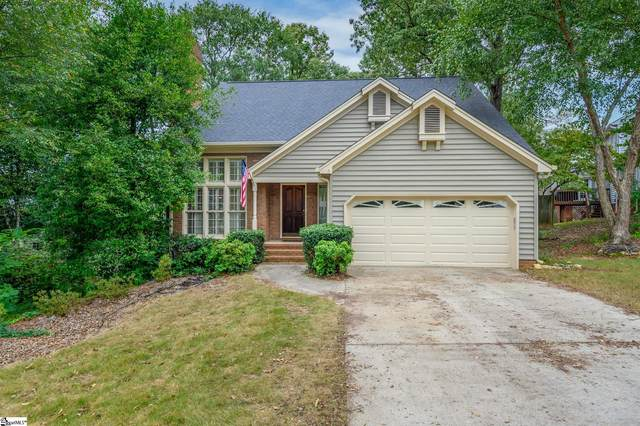 8 Woodway Drive, Greer, SC 29651 (#1454574) :: Dabney & Partners