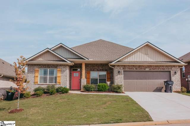 1126 Midway Hill Lane, Duncan, SC 29334 (#1454600) :: The Toates Team